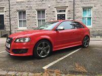 Audi S3 2.0 Turbo FSI Quattro Black Edition ** Low Mileage - Low Price **