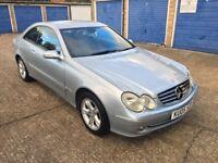 2005 Mercedes-Benz CLK200 1.8 Automatic / 90K Mileage