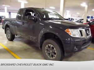 2014 Nissan FRONTIER 4WD KING CAB