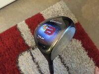 Taylor Made Tour Burner Driver 10.5 degree stiff shaft