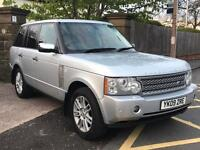 2009 09 Land Rover Range Rover 3.6 TD V8 VOGUE DIESEL NAV DIGITAL FREEVIEW TV CAMERA HEATED LEATHER