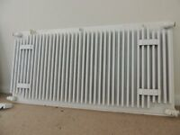 White radiator- 2 available