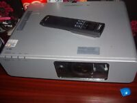 for sale tv projector panasonic full working ready for test