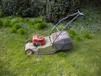 lawnmower Hayter Harrier 2 for spares or repair