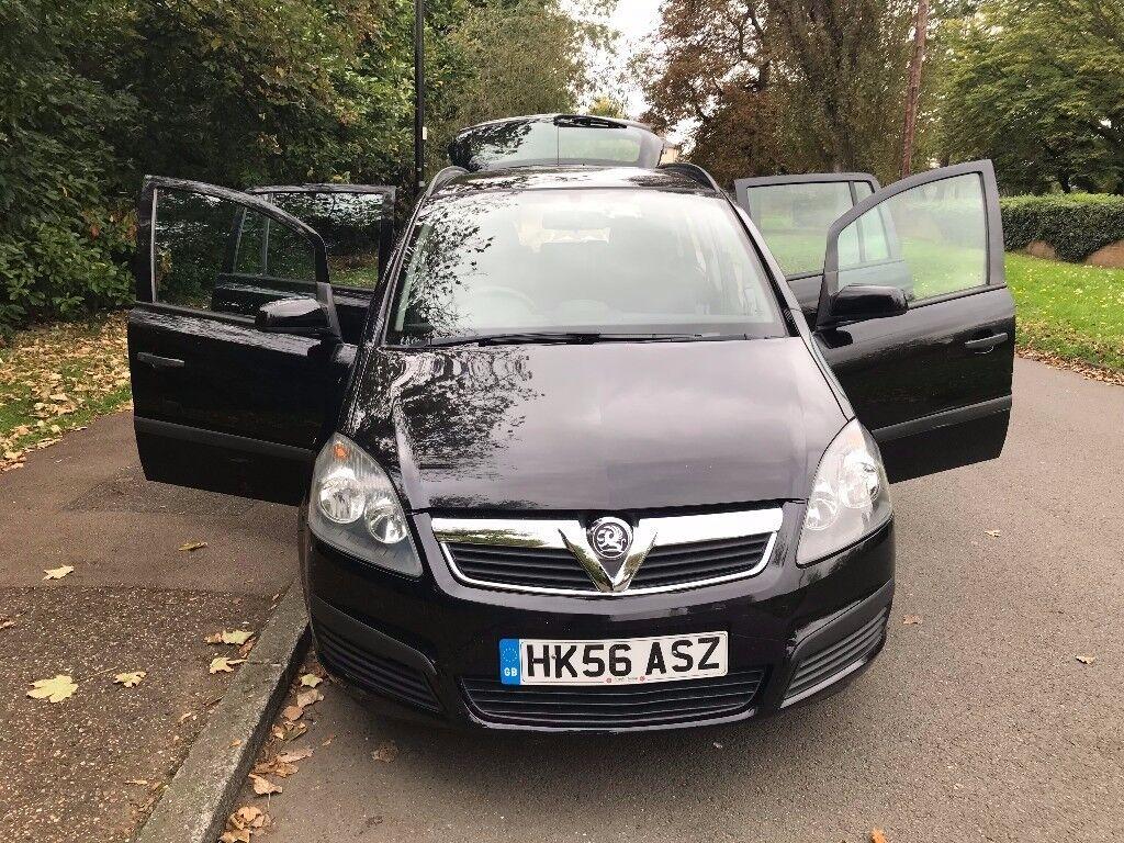 Vauxhall Zafira 1.6 i 16v Life 5dr, p/x welcome TRADE SALE, FULL HISTORY