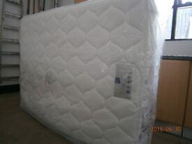 Brand New Rest Assured Double Matress Hardwick Silk 1400