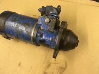 Fordson Major Starter Motor