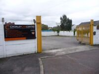Large Car Sales Pitch to rent - Available immediately - Town Centre Location - Established Business