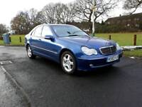 Mercedes C180 SE Automatic 65000 miles years mot service history