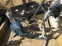 Life Fitness Sport SX30 Elliptical Trainer gym equipment