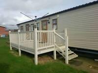 Caravan to rent at skipsea sands