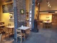 Waiters / Retailer needed @ London Bridge