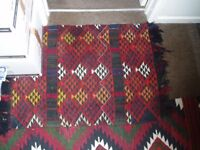 Selection of Middle Eastern rugs for sale