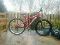 Specialized FSR XC Pro, MTB bike Full suspension, mountain bike