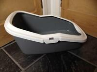 High sided litter tray (new, unused)