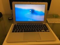 "Apple MacBook Air 11"" April 2016 still under warranty"