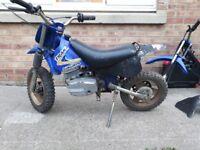 Traka 60cc plus spare parts