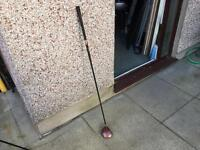 Taylormade Titanium Burner Bubble Driver Golf Club. 10.5 Degree Regular. Titleist Ping