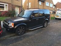 Land Rover Discovery 3 2008 2.7 HSE