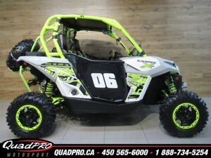 2015 Can-Am Maverick 1000R Turbo X DS FULL EQUIP !!!  71,29$/SEM