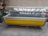 Serve Over Counter Display Fridge Meat Chiller 240cm (7.9 feet) ID:T22KK