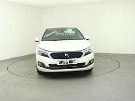 DS DS 4 BLUEHDI ELEGANCE S/S (white) 2016