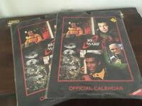Vintage Red Dwarf Calendar 1996 - Collectible