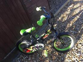 Ben 10 first bike immaculate