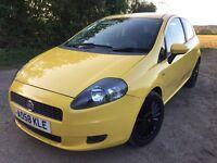 Fiat Grande Punto 8v 2008 Great Condition