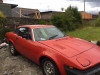Transit/traffic/master mwb wanted swap for triumph Tr7