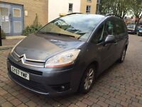 Citwroien Picasso VTR 1.6 hdi Automatic 7 seater 2007