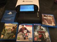 PS Vita and extras