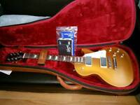 2018 Gibson Les Paul Tribute Gold top