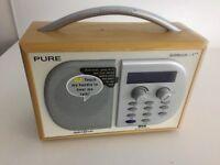 Pure Sonus 1XT Talking DAB Radio - Spares / Repair only.