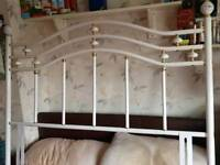 headboard double bed
