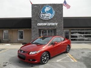 2013 Honda Civic Si WOW! SHARP CAR ONLY 40K! FINANCING AVAILABLE