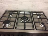 Range cooker DELONGHL gas and electric ovens 90 cm