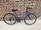 UNISEX Peugeot Rad Formula bike FRAME 18 INCHES 6 SPEEDS GOOD CONDITION AND FULLY WORKING