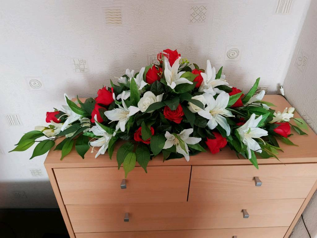 Artificial Funeral Flowers In Stoke On Trent Staffordshire Gumtree