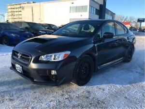 2017 Subaru WRX 2.0i - incl WINTER TIRES!