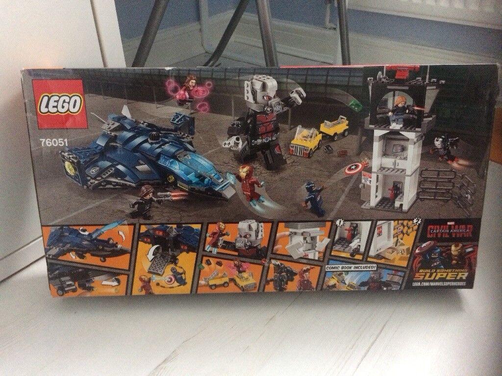 Brand New Boxed Marvel Super Hero Airport Battle Going For 99 On