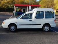 Volkswagen Caddy LEFT HAND DRIVE!!!!!!!!!! only 35000 miles!!