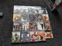 Playstation 3 320gb with games etc