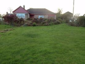 Detached 4 Bedroom Bungalow, Tayvallich, Lochgilphead, Argyll