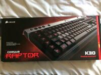Corsair Raptor K30 Keyboard