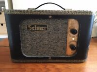Selmer Little Giant - 4 Watt Vintage Valve Guitar Amplifier