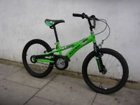 ids BMX by Nitro, Green, 20 inch for Kids 7+, Like New!! JUST SERVICED / CHEAP PRICE!!!!!!!