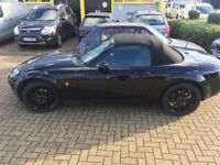 2007 Mazda MX-5 NC Sport 2.0 MK.3 Option Pack LSD - Black