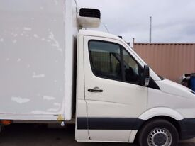 REFRIGERATED BOX VAN SEMI-AUTO EX ASDA 2 PREVIOUS OWNERS ON URGENT SALE