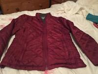 Joules coat size 14